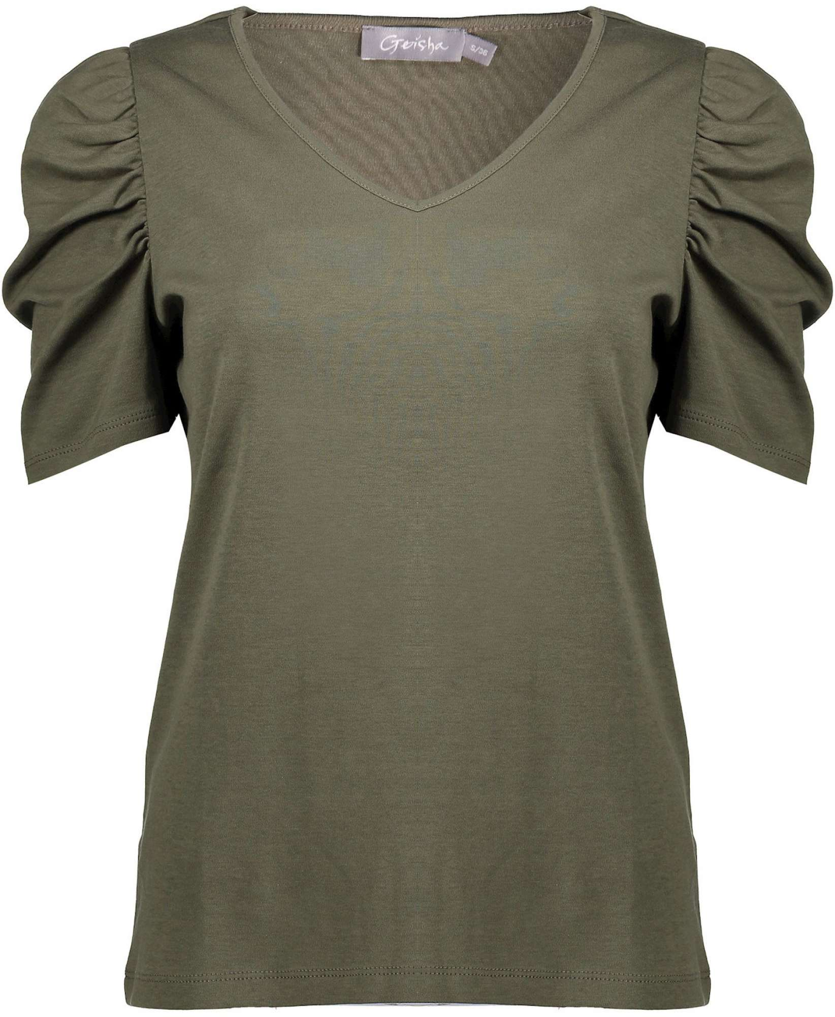 Top-t-shirt cotton army