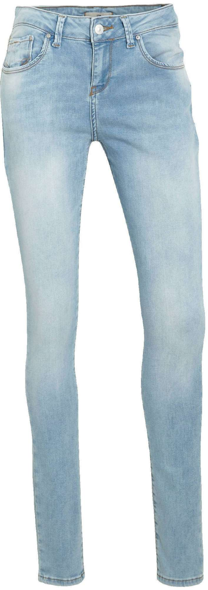 Daisy leilani light blue wash