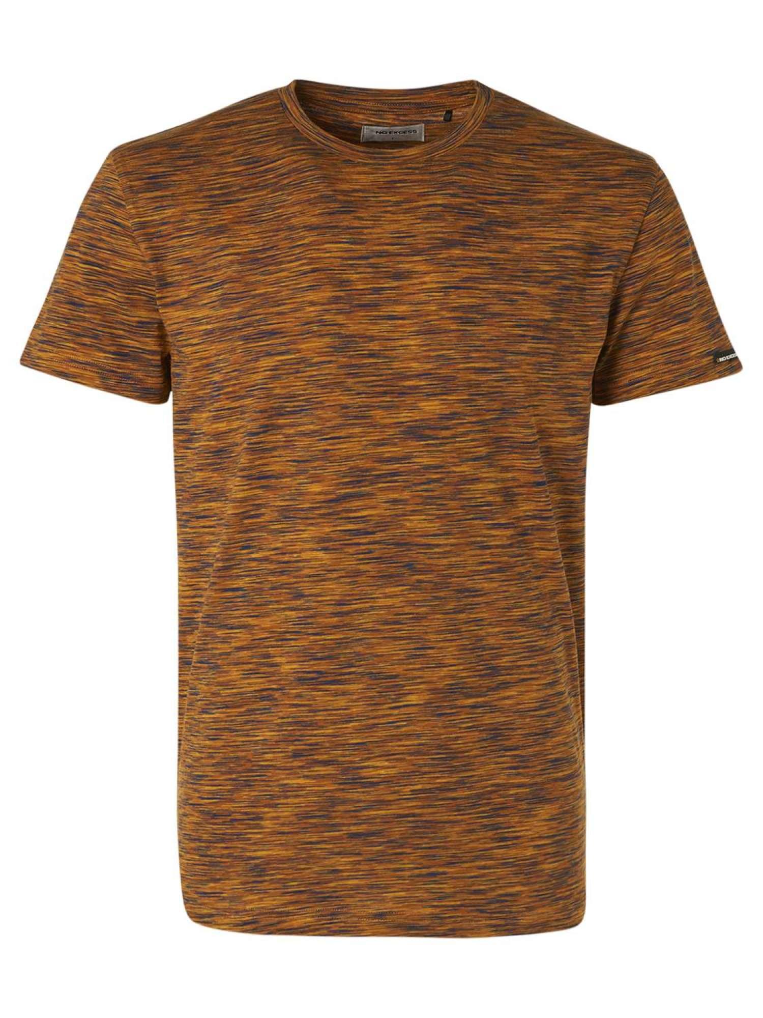 T-shirt crewneck multi coloured yar sun