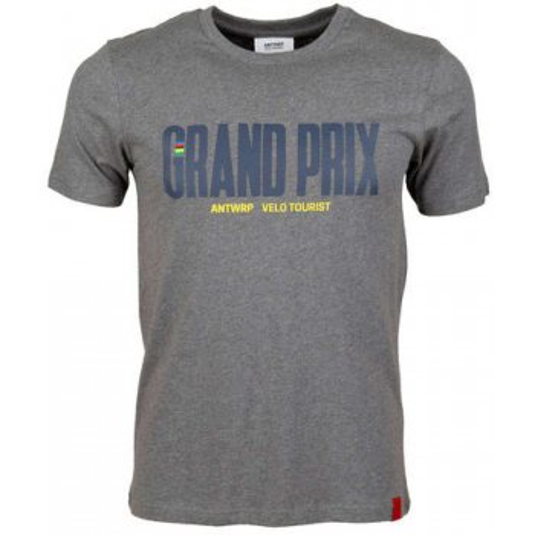 T-shirt med grey chine