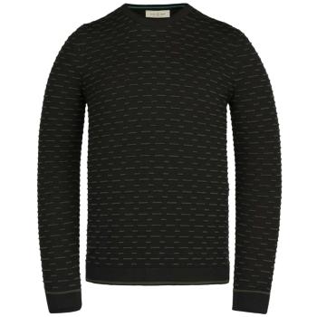 R-neck cotton black