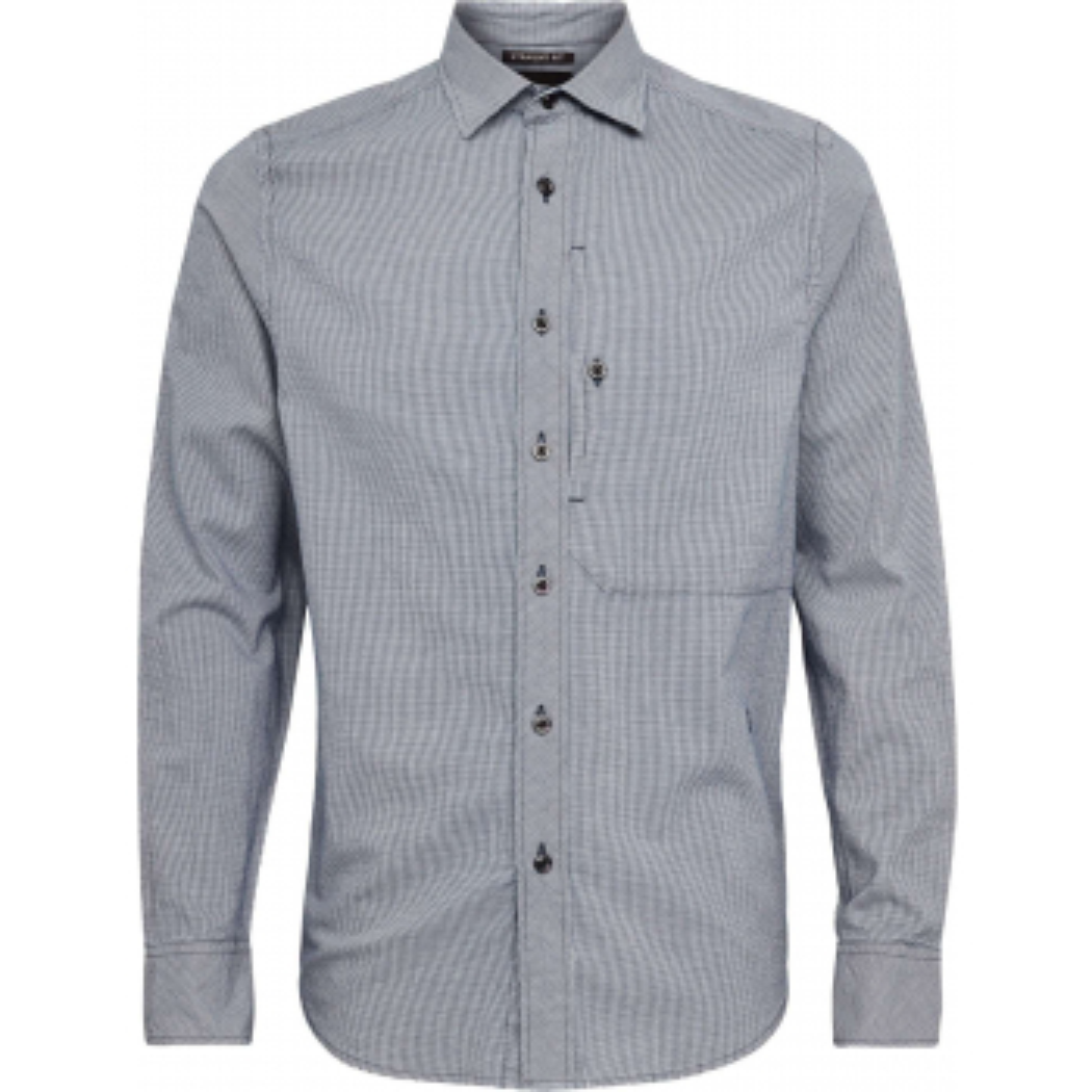 Stalt straight shirt l\s