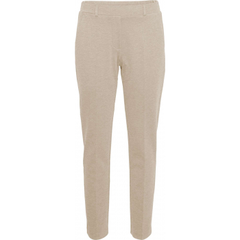 Thelma ankle pants white pepper