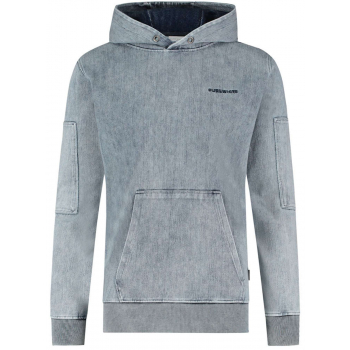 Hoody sweat blue