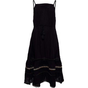 Ameera cami dress black