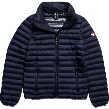 Core down padded jacket eclipse navy
