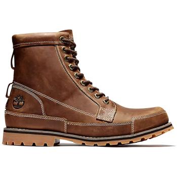 Originals 2 leather 6 in boot saddle