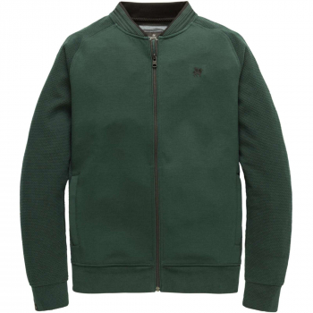 Zip jacket ultimate mix sweater ponderosa pine