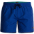Poplin nylon swim shorts mazarine blue