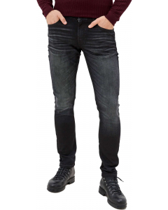 Jeans tapered ozzy black washes