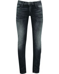 Jeans tapered ozzy grey steel 9001
