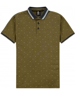 Polo pills military olive