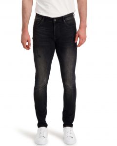 The jone skinny jeans black