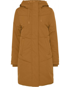 Sky winter parka rust borwn