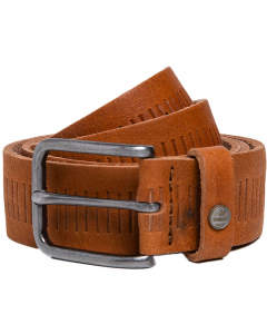 Belt italian leather sand