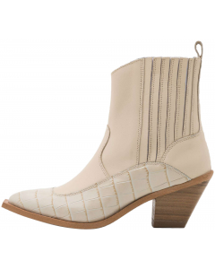 Luplio leather western boots